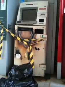 ATM at USP Leste