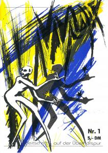 V max. Die Zeitschrift auf der Überholspur, Nr. 1, 1/1985